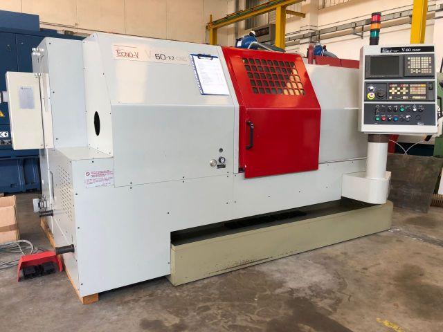 Tornio  CNC Tecno V v 60 x 2 - 140 2000