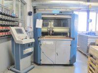 Máquina de solda a ponto SOYER KTS 1550 cnc - 3 Schweisskopfe