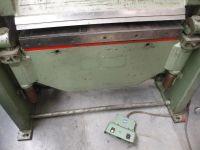 Folding maskin for metall HERA USM 3 1979-Bilde 4