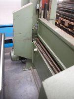 Skladací stroj na plechu HERA USM 3
