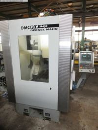 CNC Vertical Machining Center DECKEL MAHO DMC 70 V HI-DYN