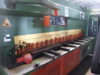 Hydraulic Guillotine Shear ATLANTIC ATS 3000 x 16