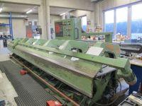 Prensa plegadora hidráulica  BMH 8000-2