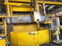 CNC вертикална машинни център  TVL-2500/3250 CNC-MS