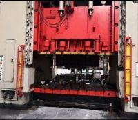 Prasa hydrauliczna bramowa ERFURT PE 4-H-500 / 2800x18 1986-Zdjęcie 3