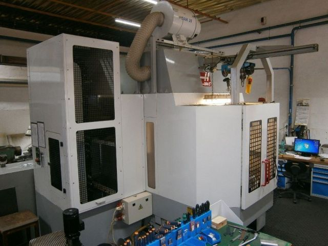 CNC Horizontal Machining Center HAAS HS-1RPHE 2002