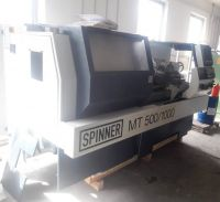 CNC-Drehmaschine SPINNER MT 500