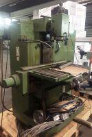 Universal Milling Machine FRITZ HECKERT FUW 200/I