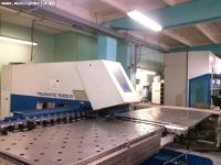 Punching Machine with Laser TRUMPF TRUMATIC 1000 R