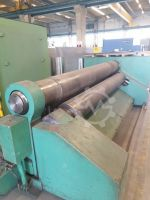 3 Roll Plate Bending Machine SCHAFFER SRM