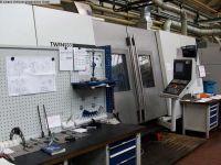 CNC Dreh-Fräszentrum Gildemeister TWIN 500