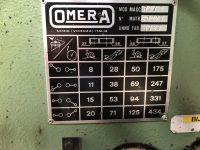 Folding maskin for metall OMERA R3-7 1989-Bilde 3