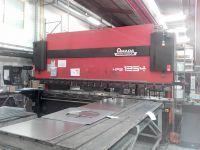 CNC prensa hidráulica AMADA HFB 125/4