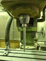 Universal Milling Machine TOS FMA -U 1976-Photo 4