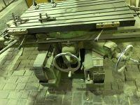 Universal Milling Machine TOS FMA -U 1976-Photo 5