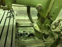 Universal Milling Machine TOS FMA -U 1976-Photo 8