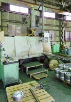 CNC Vertical Turret Lathe HM 0396 OM JAPAN TM2-10N