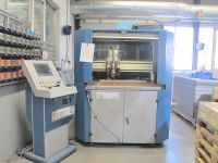 Spot Welding Machine SOYER KTS 1550 cnc - 3 Schweisskopfe