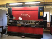 CNC Hydraulic Press Brake AMADA HFE 100-3 2004-Photo 2