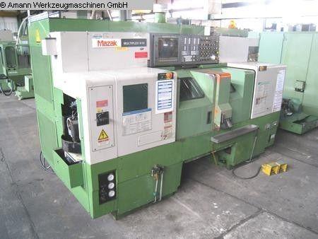 CNC-Drehmaschine MAZAK MULTIPLEX 610 1992
