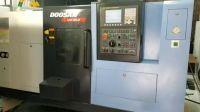 CNC Milling Machine  2010 DOOSAN LYNX 220LMA 3-AXIS
