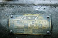 Tool Grinder GREIF D  20 - 5 - 5  KT 1975-Photo 2