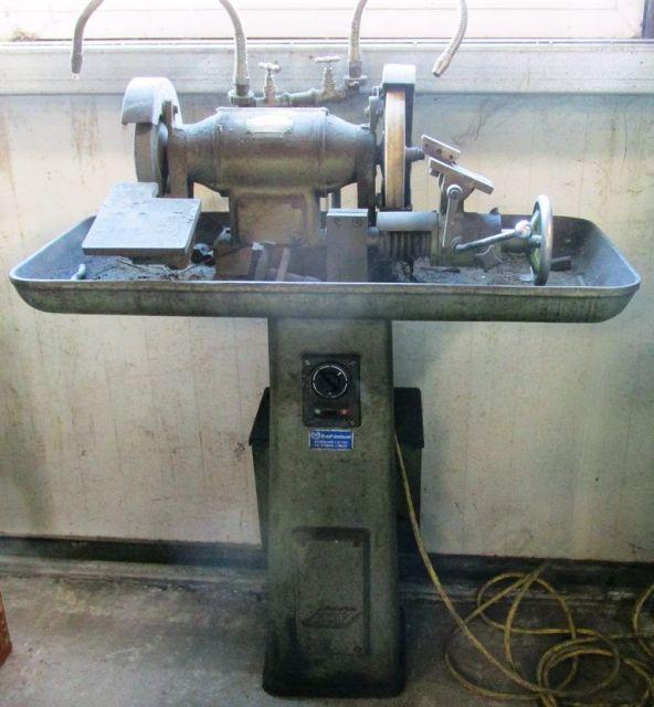 Rectificadora  de herramientas GREIF D  20 - 5 - 5  KT 1975