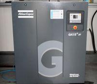 Sprężarka śrubowa ATLAS COPCO GA 15P FF