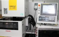 Wire Electrical Discharge Machine Fanuc ROBOCUT ALPHA OIE 2012-Photo 4