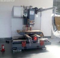 Centro de mecanizado vertical CNC EVERRICHO ER VMC 1263 A 2014-Foto 3