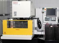 Wire Electrical Discharge Machine Fanuc ROBOCUT ALPHA C600IA 2016-Photo 4