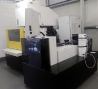 Wire Electrical Discharge Machine Fanuc ROBOCUT ALPHA C600IA 2016-Photo 5