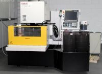 Wire Electrical Discharge Machine Fanuc ROBOCUT ALPHA C600IA