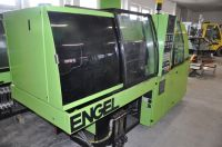 Plastics Injection Molding Machine ENGEL ES 200/45 HLS 1997-Photo 2