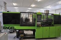 Plastics Injection Molding Machine ENGEL ES 330/80 HL ST 1997-Photo 2