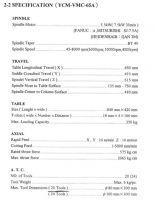 CNC vertikale maskineringssenter ABENE SVM 4 1998-Bilde 5