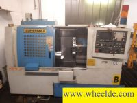 CNC-Drehmaschine SUPERMAX YCM TC-15 CNC TURNING CENTER SUPERMAX YCM TC-15 CNC TURNING CENTER