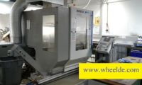 CNC Vertical Machining Center MIKRON VCP600 f