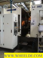 CNC Horizontal Machining Center LIEBHERR LC-382