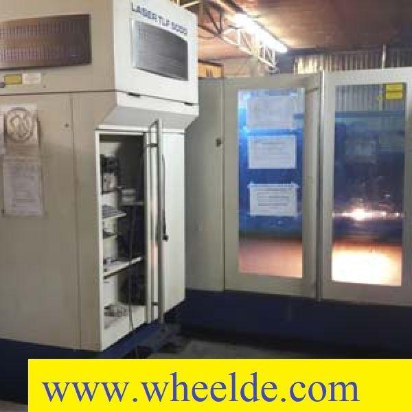 Máquina de corte por láser 2D Trumatic L 3050 L 3050 2002