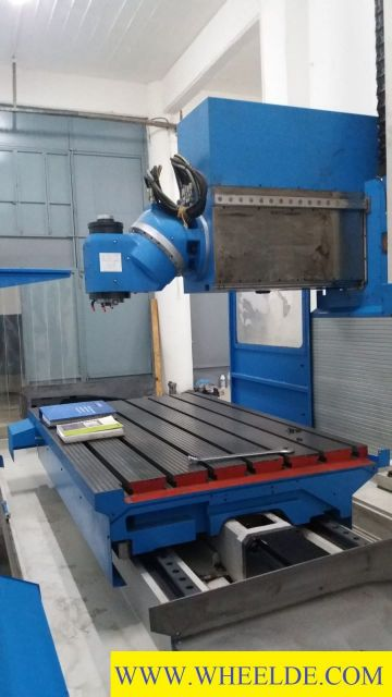 Frezarka CNC CNC bed type milling machine CME FS-1 2008