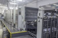 Druckgussmaschine MANROLAND R 705 3B