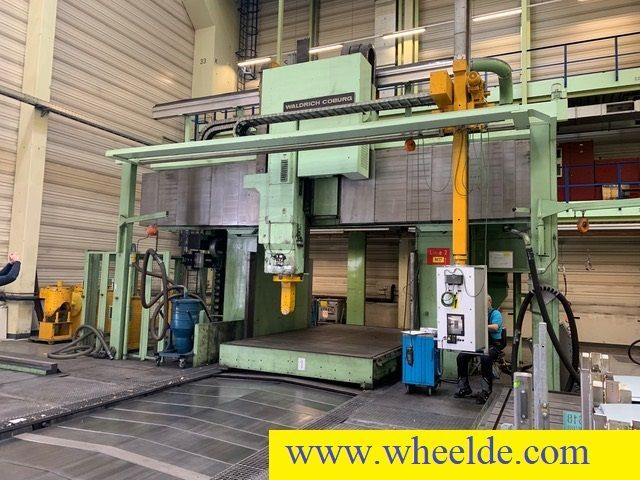 CNC Milling Machine Waldrich Coburg Portal Machining Centre Type 15  h Waldrich Coburg Portal Machining Centre Type 15  h 1994