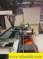 Universal Milling Machine  MILLING MACHINE elumatec SLK118 – 2014