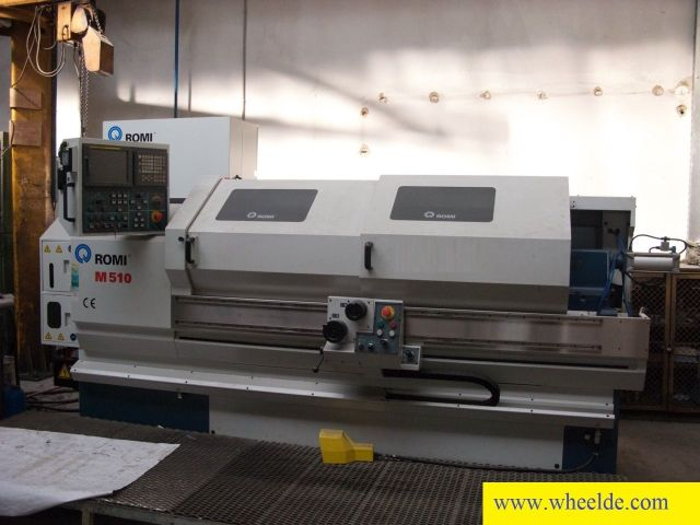 CNC-Drehmaschine Romi M510 CNC Lathe Romi M510 CNC Lathe 2006