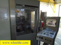 CNC Milling Machine  5 axis DMU 50