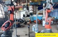 Welding Robot Qirox QRC 350 Robot arm qirox QRC 350 Robot arm