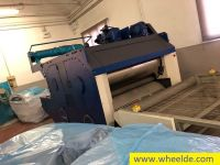 Eksentriske trykk Rotopress ironing machine  rotopress rotopress ironing machine  rotopress