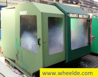 CNC fresemaskin CNC MAHO 700C CNC MAHO 700C