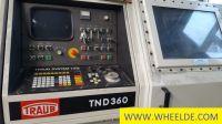 CNC Lathe  TRAUB TND 360 Lathe